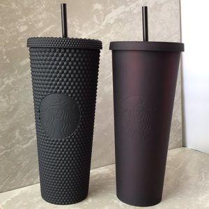Starbucks Dining - 🎯NWT Starbucks Fall 2019 Venti Black Tumblers (2)